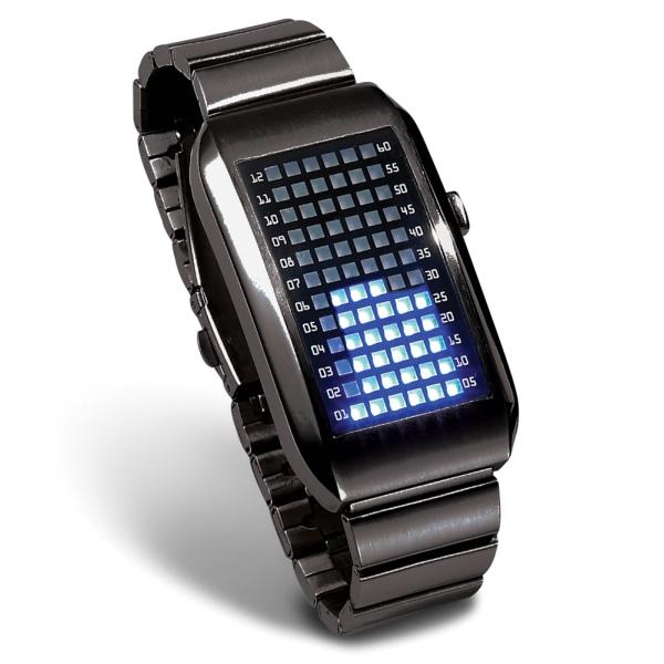 86a3dac09a1 Binární hodinky Široký výběr LED hodinek a binárních hodinek. Dámské ...