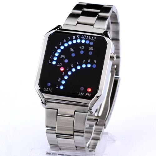 b1103fdf5f2 Dámské LED hodinky Široký výběr LED hodinek a binárních hodinek ...