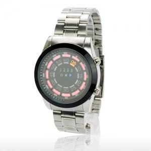 Pánské LED hodinky TVG Široký výběr LED hodinek a binárních hodinek ... e0de159f9d