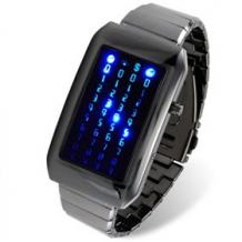 LED hodinky Matrix...
