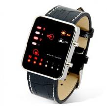 Binární hodinky unisex...