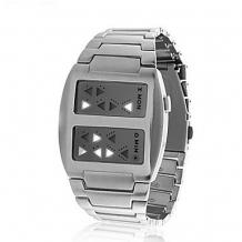 Binární LED hodinky...